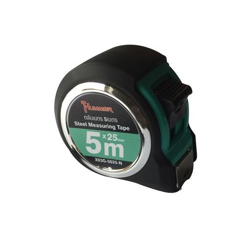 HUMMER ตลับเมตร 5เมตร X03G-5025-N