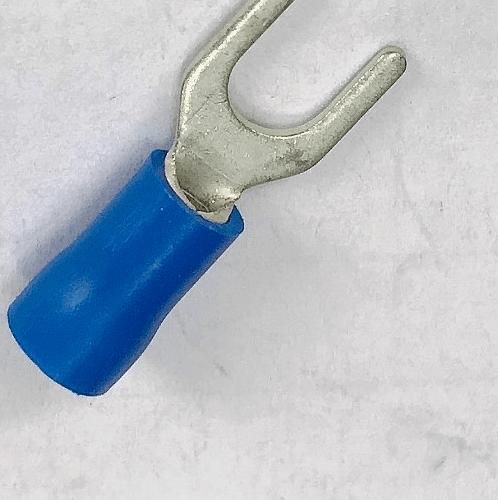 V.E.G หางปลาแฉกหุ้ม YF2.5-4S สีน้ำเงิน V.E.G  คละสี