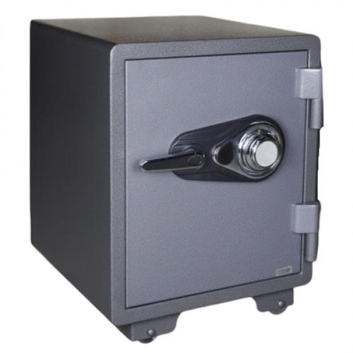 PROTX ตู้เซฟกันไฟอนาล็อก  ขนาด70x50x49ซม  YB-700ALP-C สีดำ