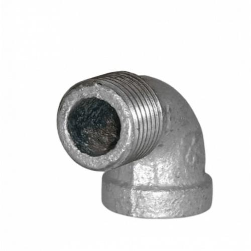 VAVO ข้องอ90 ผ.ม.  1/2นิ้ว (18mm.) สีโครเมี่ยม