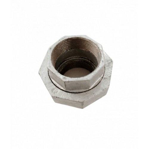 VAVO ยูเนี่ยนเหล็ก ขนาด 1.1/2 นิ้ว สีโครเมี่ยม