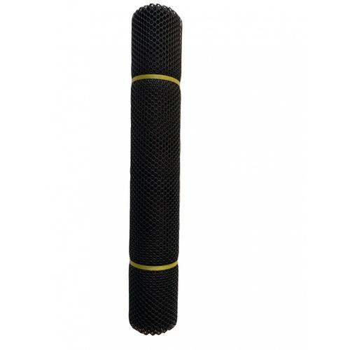 POLLO ตาข่ายพลาสติก หกเหลี่ยม 12มม. 90ซม.x10 เมตร. XPN09012B สีดำ