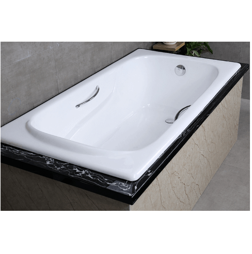 VERNO อ่างอาบน้ำ  XMM-6 สีขาว