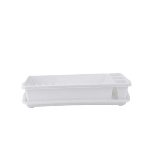 GOME ที่คว่ำจาน  25.5x44x10 ซม. EYC006-WH  สีขาว