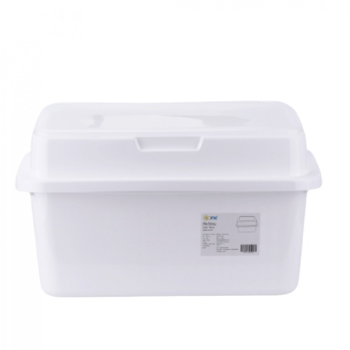 GOME ที่คว่ำจาน  42.00x52.80x36.40 ซม.  EDR019-WH สีขาว