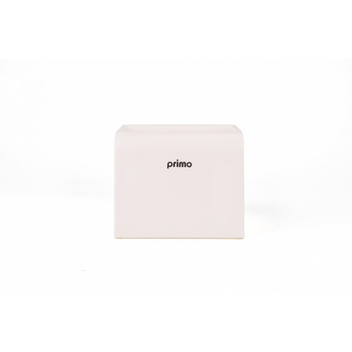 Primo ที่ใส่กระดาษทิชชู่ BCQ09 สีขาว