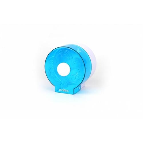 Primo ที่ใส่กระดาษทิชชู่ม้วนเล็ก BCQ42 สีฟ้า