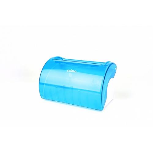 Primo ที่ใส่กระดาษทิชชู่แบบคู่ BCQ47 สีฟ้า