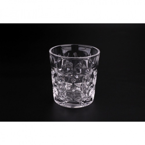 AILO  แก้วใส 320 ML.  JAMAICA-W 4ใบ/ชุด