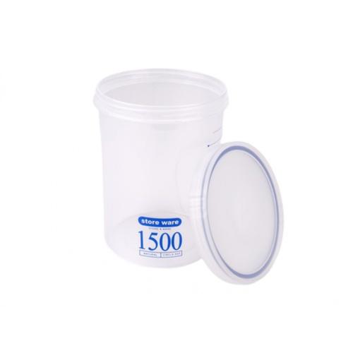 GOME กระปุกพลาสติก 1500ml.  Genki