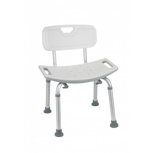VERNO  เก้าอี้อาบน้ำ มีพนักพิง  ขนาด 50x41  6KM006