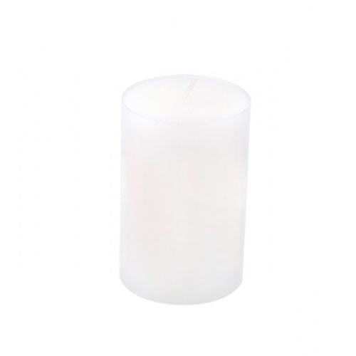 COZY เทียนหอมขนาดเล็ก ขนาด 4.7x7.5 ซม.    Candle-WHM  สีขาว