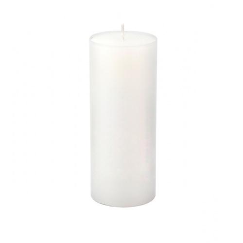 COZY เทียนหอม  ขนาด 4.7x12 ซม.  Candle-WHL  สีขาว
