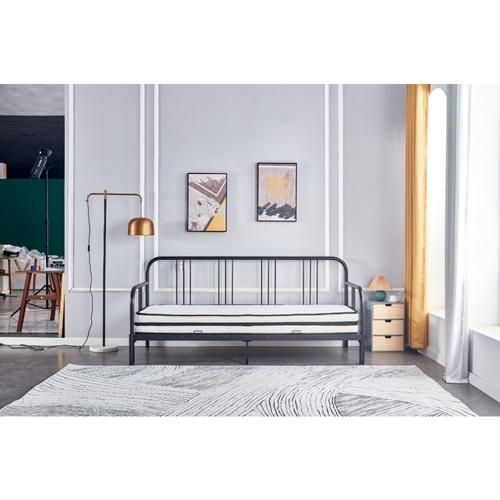 Truffle Essential ชุดเตียงเตียงเดย์เบด ขนาด 80x200ซม.พร้อมที่นอนพับได้ IU160 สีขาว
