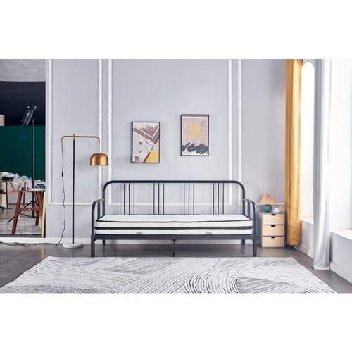 Truffle ชุดเตียงเดย์เบด ขนาด 80x200ซม.พร้อมที่นอนพับได้ IU160 สีขาว