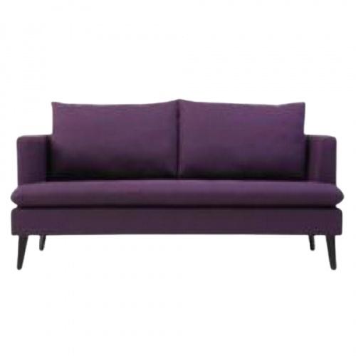 Pulito โซฟาผ้า 2 ที่นั่ง DVA BJT006 สีม่วง