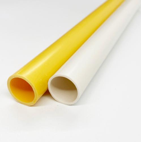 V.E.G. ท่อร้อยสายไฟ-เหลือง 3/8 นิ้ว (15) HDLY18