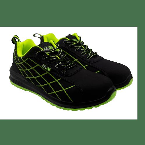 PROTX รองเท้าเซฟตี้ # 44 TSS-PU006-0144 ดำ-เขียว