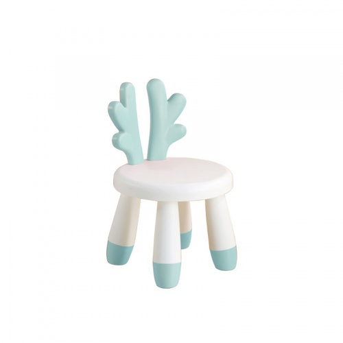 NINO WORLD เก้าอี้เด็ก IMON ขนาด W26×L30×H47 JM021 สีเขียว