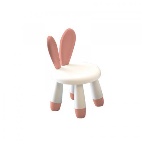 NINO WORLD เก้าอี้เด็ก IMON  ขนาด W26×L30×H47  JM022 สีชมพู