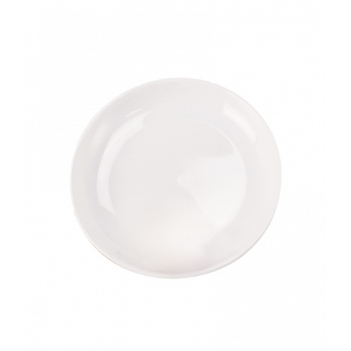 ADAMAS จานซุปเซรามิกก้นลึก 7 นิ้ว FA009  สีขาว