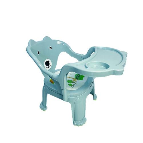 NINO WORLD เก้าอี้กินข้าวเด็กสำหรับเด็ก ขนาด 49×38×40CM 9258