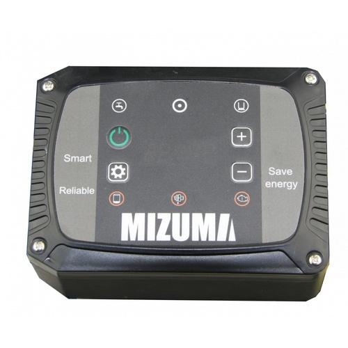 MIZUMA ปั้มน้ำอัตโนมัติ  DWm370-ZH สีน้ำเงิน
