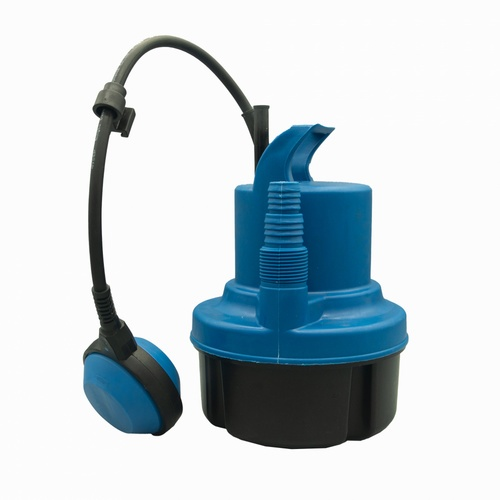 MIZUMA ปั้มจุ่มน้ำพร้อมลูกลอย ขนาด 250 วัตต์ CSP250E สีน้ำเงิน