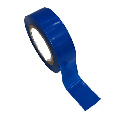 SHUSHI เทปพันสายไฟ 0.13mmx19mmx10m 2130Z-105 สีน้ำเงิน