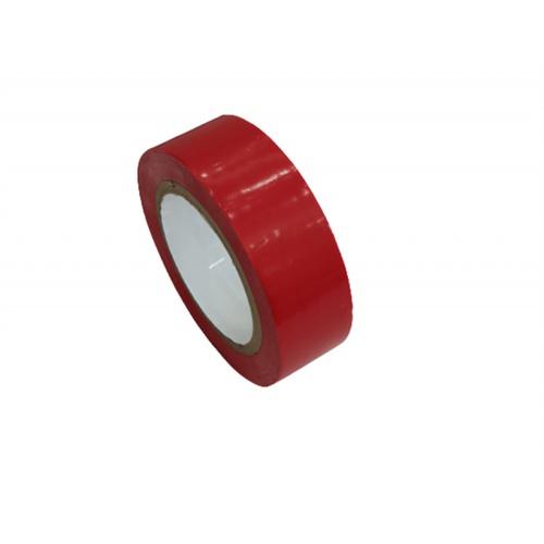 SHUSHI เทปพันสายไฟ 0.18mmx19mmx10m SS1993-103 สีแดง