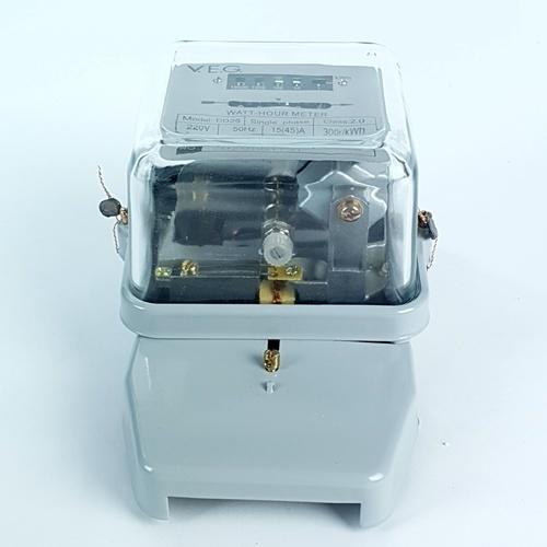 V.E.G. มิเตอร์ไฟฟ้า ขนาด 15/45A DD29