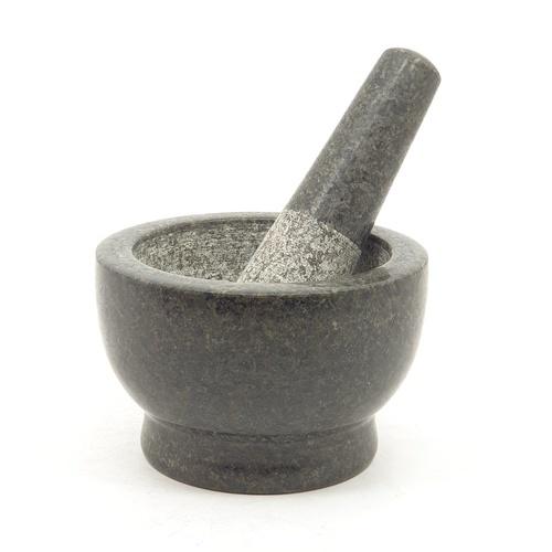 Sane ครกหิน ขนาด 5 นิ้ว PQS-ZHLD2