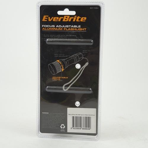 V.E.G ไฟฉาย  ขนาด 3.45x13.5x3.45 cm  E011064 สีดำ