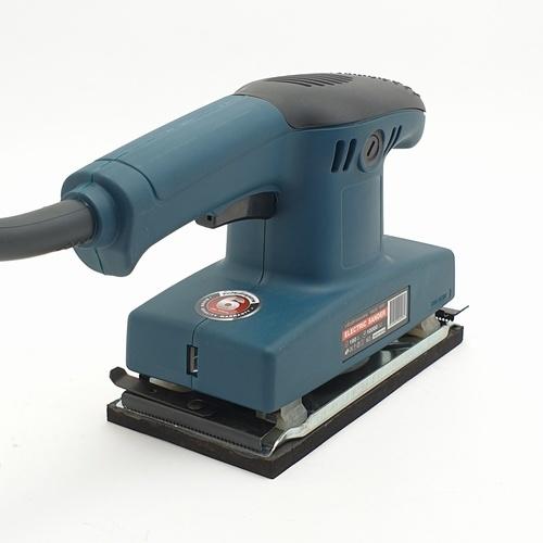 BISON เครื่องขัดกระดาษทราย 180W R9036 สีฟ้า