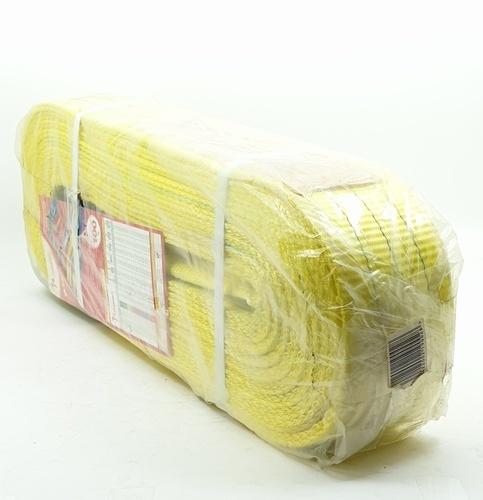 HUMMER สลิงผ้าใบแบบ มีห่วง  JB78-3TX10M สีเหลือง