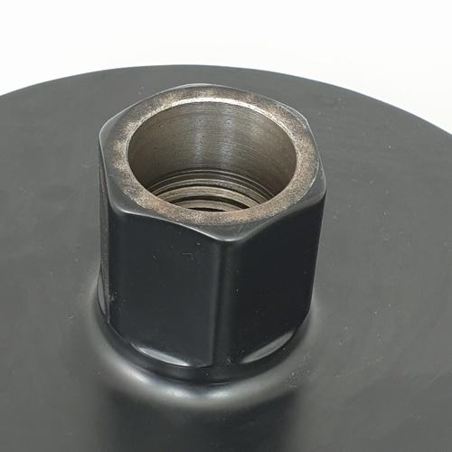 BISON กระบอกคอริ่งเจาะคอนกรีต CDB-7 สีดำ