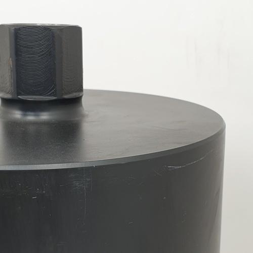 BISON กระบอกคอริ่งเจาะคอนกรีต CDB-8 8นิ้วX400MM สีดำ