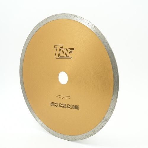 "TUF ใบตัดกระเบื้อง 10"" 250X2.4X25.4X10mm. รุ่น CS17250"