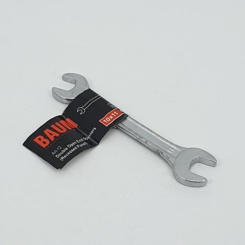BAUM ประแจปากตาย  10X11mm