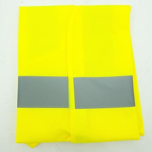 Protx เสื้อจราจรสะท้อนแสง  Z0010-H1M  ขนาด M  สีเหลือง