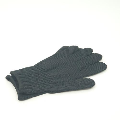 Protx ถุงมือกันบาด สัมผัสอาหารได้  ไซส์ M SY005-BK  สีดำ