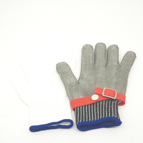 Protx ถุงมือสเตนเลสกันบาด  SY007 ไซส์ M