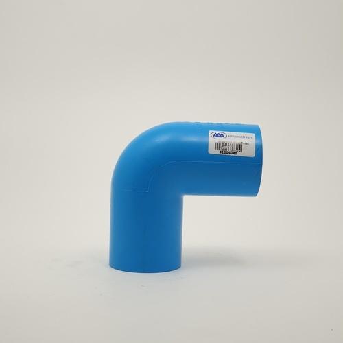 3 เอ ข้องอฉาก (13.5) 1.1/2 นิ้ว (40) - สีฟ้า