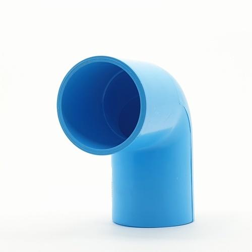 3 เอ ข้องอ 90 หนา 2นิ้ว (55)   ชั้น 13.5 สีฟ้า