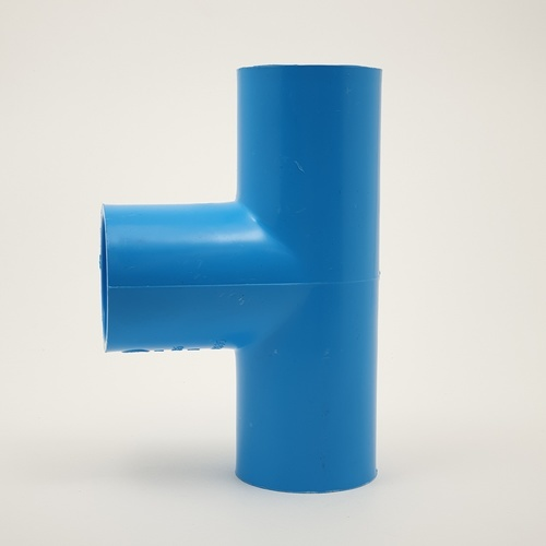 AAA สามทาง  หนา 1 1/4นิ้ว (35) ชั้น 13.5  สีฟ้า