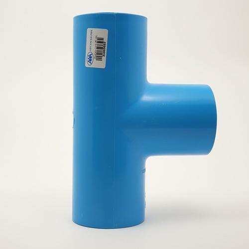 AAA สามทาง หนา  2นิ้ว (55) ชั้น 13.5  สีฟ้า