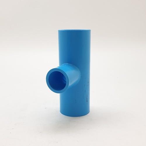 AAA สามทางลด  หนา 1นิ้ว  X 1/2นิ้ว (25x18) ชั้น 13.5  สีฟ้า