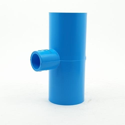 AAA สามทางลด  หนา 1 1/2นิ้ว  X 1/2นิ้ว (40X18) ชั้น 13.5  สีฟ้า