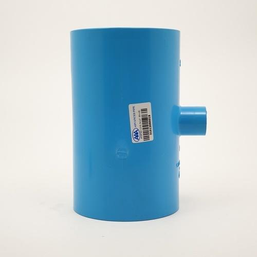 AAA สามทางลด  หนา 3นิ้ว  X 1/2นิ้ว (80X18) ชั้น 13.5  สีฟ้า