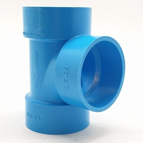 3 เอ สามตาฉาก90-บาง2นิ้ว(55) - สีฟ้า